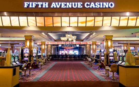 Aqueduct Casino - New York City