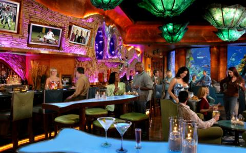 Casino Bars in Las Vegas