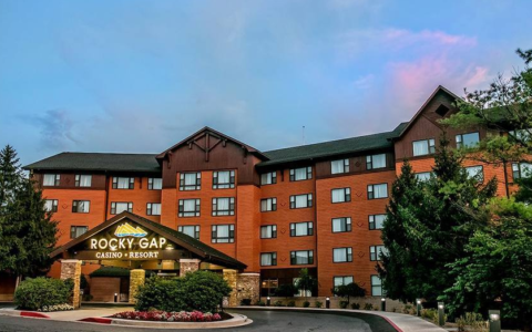 Rocky Gap Casino - Western Maryland