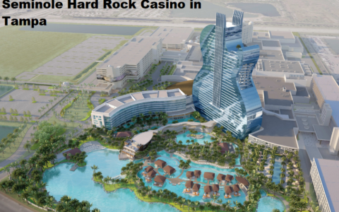 Seminole Hard Rock Casino in Tampa