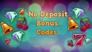 no deposit promo codes